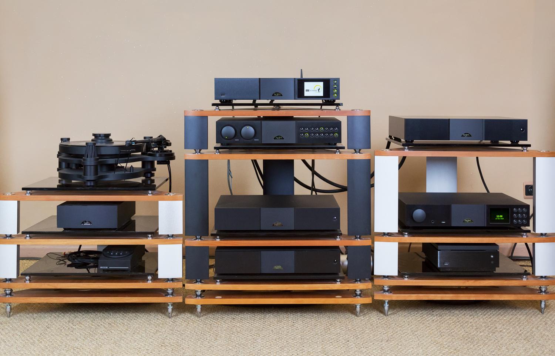 Naim Audio bei HiFi im Hinterhof