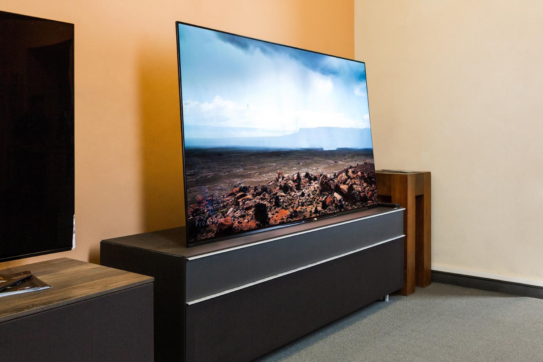Hervorragende Bildqualität: Der OLED-TV Sony AF9