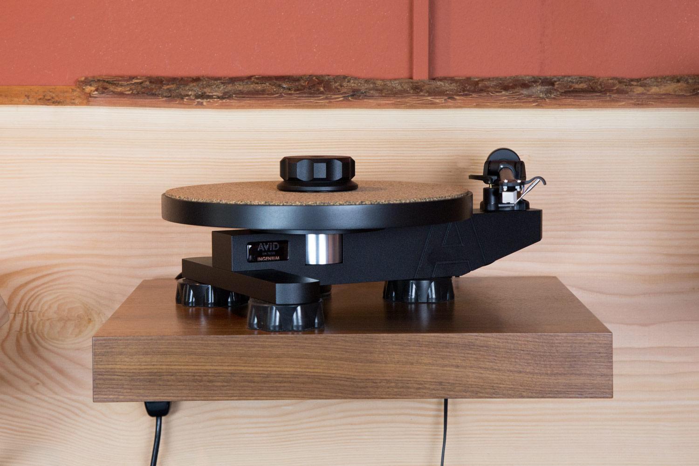 Der AVID Ingenium Plug & Play bei HiFi im Hinterhof