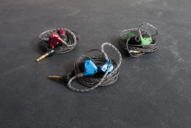 Campfire Audio IO, Polaris 2 und Andromeda 2 bei HiFi im Hinterhof