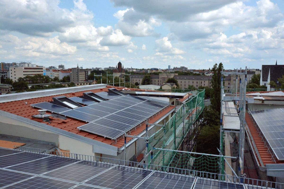 Sauberer Strom bei HiFi im Hinterhof