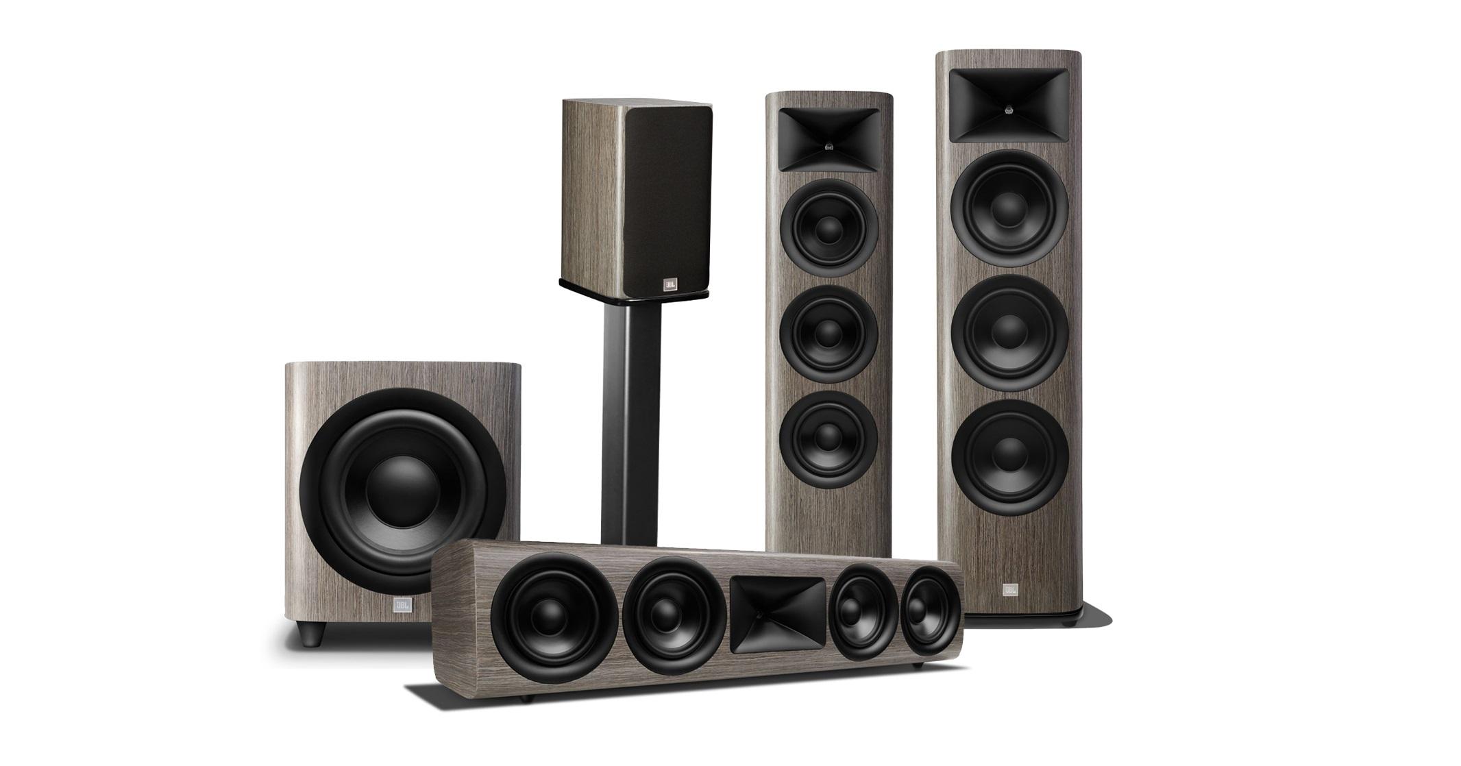 Die neuen Lautsprecher der Serie HDI von JBL