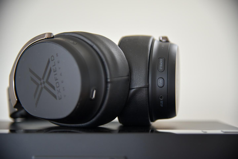 Schick liegt der XP-EXT1 auf dem Digitalen Sound Prozessor