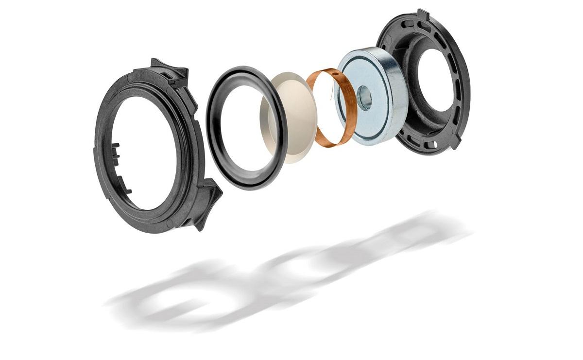 Hier lässt sich wunderbar der Aufbau der Focal Clear Mg Kopfhörer