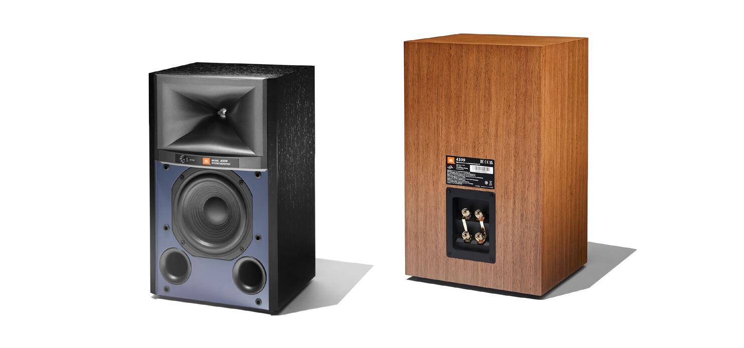 Der JBL 4309 Lautsprecher