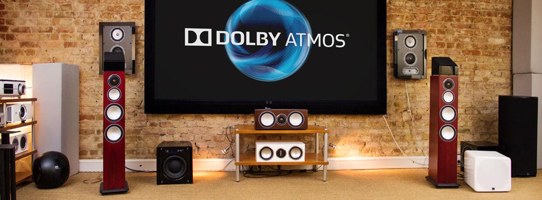 Atmos, Auro 3D & DTS:X