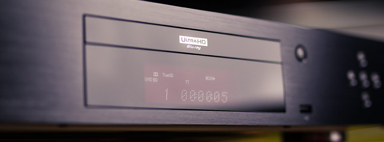 Blu-ray-Player & Recorder