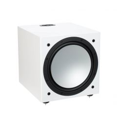 monitor audio w12 subwoofer white