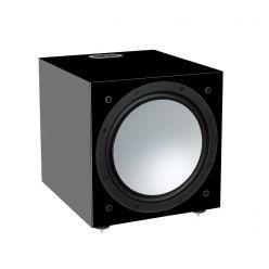 monitor audio w12 subwoofer gloss black