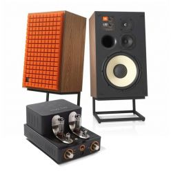 JBL L100 Classic (Paar) + Unison Simply Italy