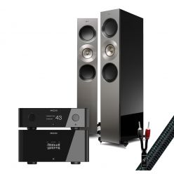 KEF Reference 3 + Michi P5 / S5 + Audioquest Rocket 88