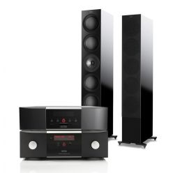KEF R11 (pair) + Mark Levinson No. 5805 + No. 5101