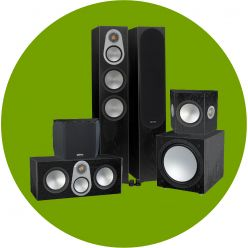 Monitor Audio Silver Cinema 300 Paket