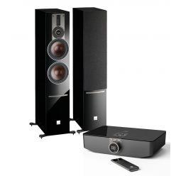 DALI RUBICON 6C + Sound Hub BluOS (Retoureware)