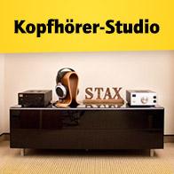 Kopfhörer-Studio bei HiFi im Hinterhof
