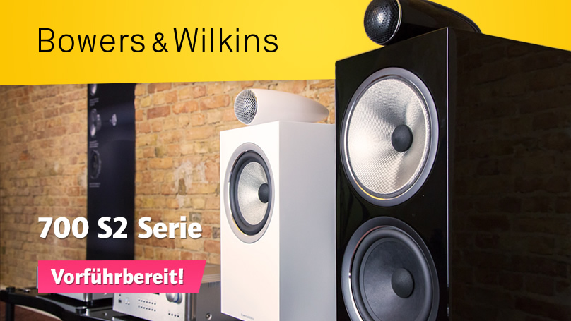 Bowers & Wilkins 700 S2 Serie