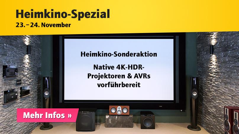 Heimkino-Event am 23. und 24. November – bei HiFi im Hinterhof